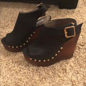 Steve Madden Warrick Wedge, size 6.5
